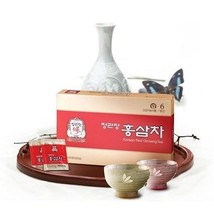Cheong Kwan Jang 6-Year Korean Red Ginseng Tea, Hong Sam Cha (3 g x 100 bags) - $48.22