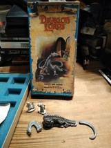 1985 Grenadier Models Dragon Lords (2515) Iron Dragon  complete D&D - $29.70