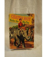Circus Boy Under The Big Top 1957 HC Book Dorothea J. Snow - Whitman - $17.99