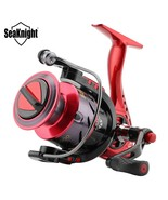 SeaKnight PUCK 4000 Spinning Reel 5.2:1 Fishing Reel 8.5Kg Max Drag Power - $33.00