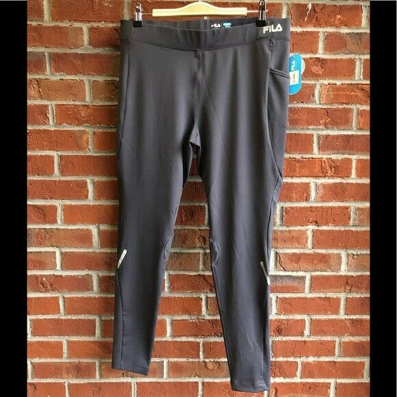 Primary image for FILA SPORT Performance Running Tights Pants - L
