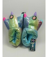 Dinosaur/Dragon/Monster Light Up Claw Slippers/Shoes ~ Child Size 2/3