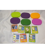 Rare Taco Bell digimon digital monsters 7 tin cards 6 plastic digi devic... - $47.02
