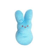 Peeps Plush Polka Dot Blue Bunny - $4.99