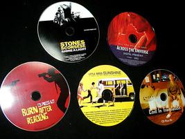 Lot Of 5 Digital PressKits -CD Photos- STONES SHINE A LIGHT, SUNSHNE, UN... - $9.85