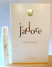 Christian Dior J'adore EDT Spray for Women, Vial, Mini,0.03 Ounce - $8.46