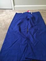 Urbane Scrubs Adult Uniform Work Pants Medical Scrub Bottoms Sz L BGP - $50.98