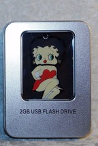 Betty Boop USB Flash Drive Red Dress Westland Giftware - $20.49