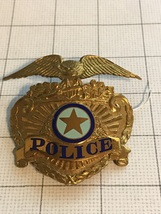 Obsolete Los Angeles Police Badge #75 - $85.00