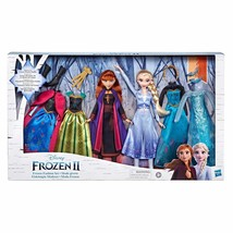 Disney Frozen 2 Fashion Doll Set - $127.49