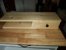 Riser for Husqvarna Viking Ruby, Handmade, New, unused, stored - $51.43