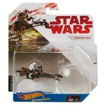 Star Wars Hot Wheels Starships : Imperial Speeder Bike - $13.99