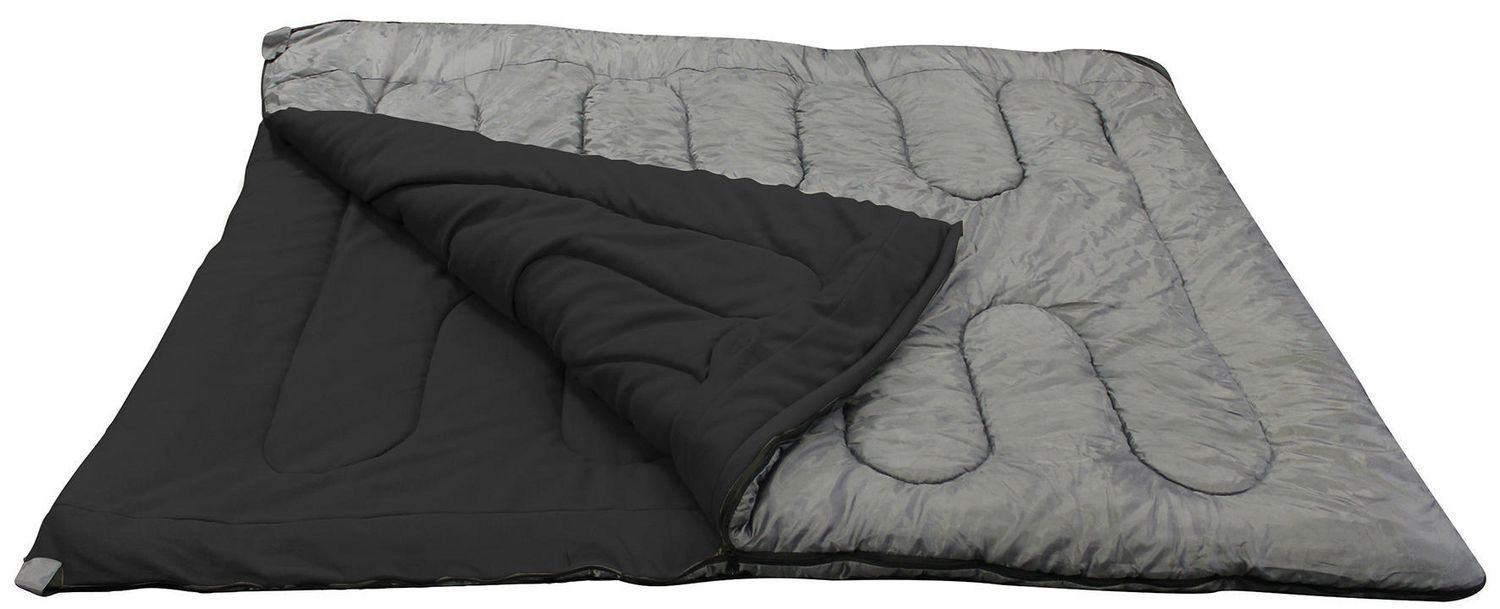 North 49 Double Comfort Sleeping Bag Extra space for 2 people