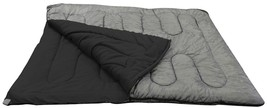 North 49 Double Comfort Sleeping Bag Extra space for 2 people - £119.49 GBP