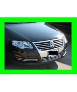 VOLKSWAGEN VW B6 2005-2010 PASSAT CHROME GRILLE GRILL KIT 2006 2007 2008... - $30.00