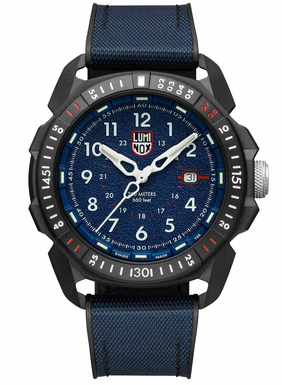 Luminox Men's ICE-SAR Arctic Navy Swiss Dive Watch 1003.ICE Authorized Dealer
