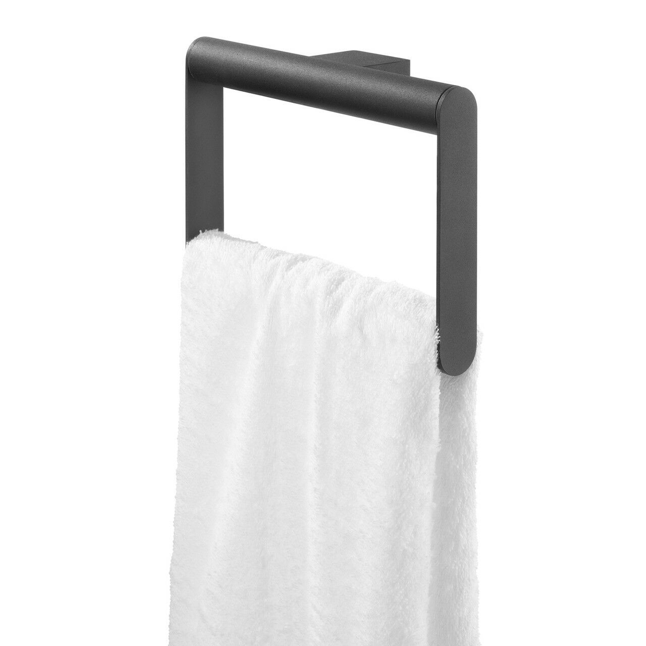 Towel Ring Tiger Bold Black