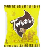 Malaysia Twisties Flavoured Corn Snacks BBQ Curry Dude! 8 X 15G (120G) - $9.40