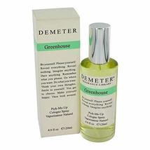 Demeter by Demeter Greenhouse Cologne Spray 4 oz for Women - $31.71