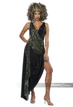 California Costumes Sedusa Medusa Sexy Adulto Donna Halloween Costume 01431 - $39.64