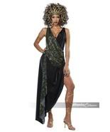 California Costumes Sedusa Medusa Sexy Adulto Donna Halloween Costume 01431 - $39.82