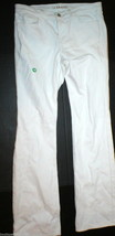 New Womens 30 White J Brand 818 Bootcut Jeans Mid Rise 32 X 33 Boot Nice... - $64.00