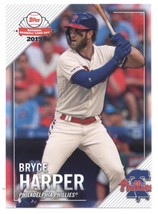 2019 Topps National Baseball Card Day Promo NTCD-1 Bryce Harper - Phillies - $6.00