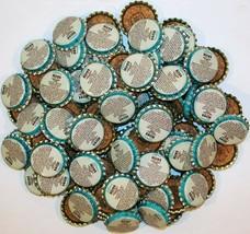 Soda pop bottle caps Lot of 100 DIET HIRES ROOT BEER cork lined new old ... - $24.99