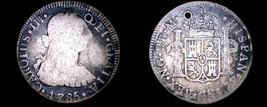 1785NG M Guatemalan 2 Reales World Silver Coin - Guatemala - Charles III... - $69.99