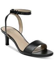 Naturalizer Hattie Leather Dress Sandals, Black, Size 9 M - $34.99