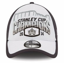NHL Los Angeles Kings 2014 Stanley Cup Championship Locker Room Cap New Era Hat image 1