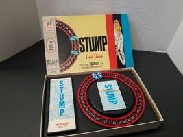 Vintage Milton Bradley Stump Card Game 1968 4870 Game Is Complete - $19.99