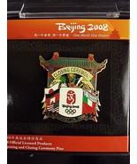 BEIJING OLYMPICS 2008 CLOSING CEREMONY PIN NEW IN BOX - $19.55