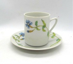 Toscany Fine China TAHOE Small Coffee Tea Espresso Cup & Saucer Made in ... - $13.71