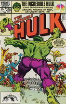 Incredible Hulk, The #278 VG; Marvel | low grade comic - save on shippin... - $3.99