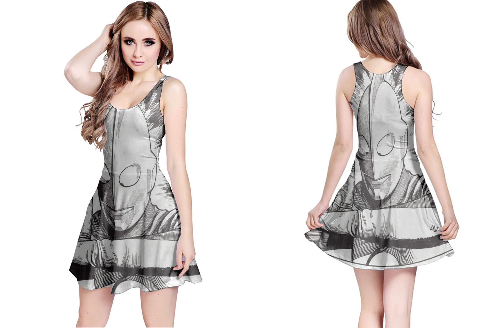 Primary image for Ultraman 80s Reversible Dress