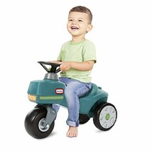 Little Tikes Go Green! Ride-On Tractor for Kids 1.5 to 3 Years   Recycled - $64.01