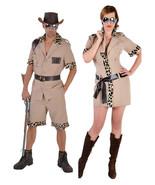 Safari / Australian Crocodile Hunter  Costume  - sizes 6 - 22 - $41.45