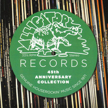 Various – Alligator Records 45th Anniversary Collection  2 CD - $15.99