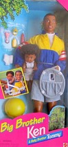 Big Brother African American Ken and Baby African American Brother Tommy... - $214.12