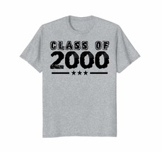 New Style - Class of 2000 High School Reunion Funny Kids T-shirt Men - $19.95+