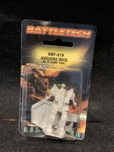 BattleTech Pewter Miniatures - Awesome Mech (3 Pieces) - By Ral Partha  - $45.00