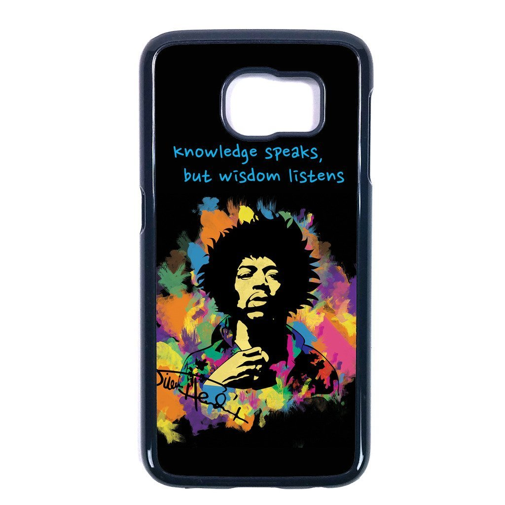 Jimi Hendrix Samsung Galaxy S6 EDGE PLUS case Customized Premium plastic phone c