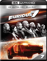 Furious 7 (4K Ultra HD + Blu-ray)