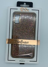 Casemate iPhone X / Xs Case - Brilliance Genuine Crystal - Rose Gold - $17.84
