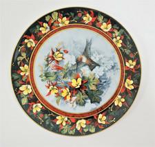 Royal Doulton The Rufous Hummingbird Collectors Decorative Plate LTD - $19.79