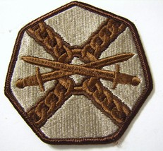Installation Management Command Patch Ssi U.S. Army - Desert Tan COLOR:FA12-1 - $3.85