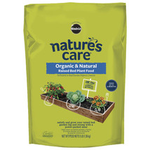 Miracle-Gro 3-lb Flower Vegetable Plant Food Organic All Purpose raised ... - $18.69