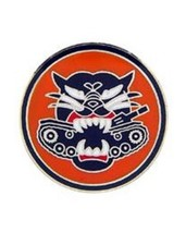 United States Army Tank Destroyer Infantry Division Hat Lapel Pin - $4.94