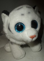 TY Beanie Baby Tundra White Bengal Tiger 9 inch Plush - $6.93